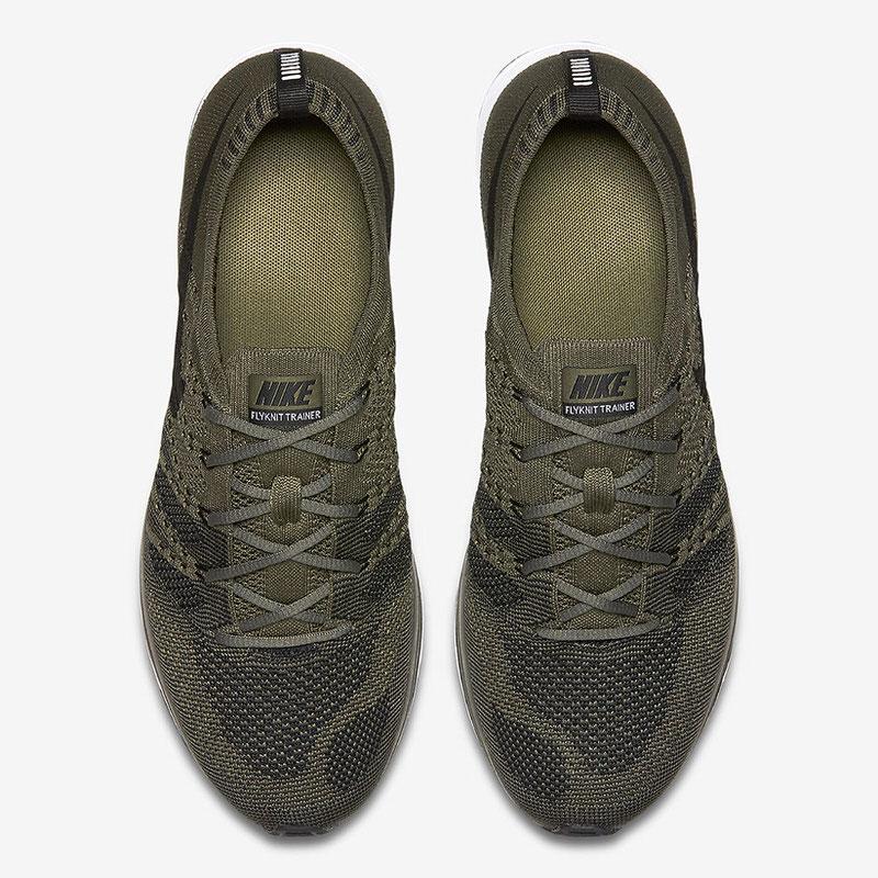 "Nike Flyknit Trainer ""Medium Olive"""