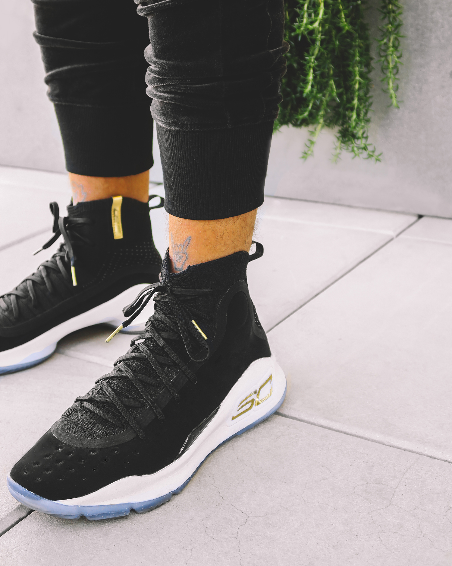 Under Armour Curry 4 \