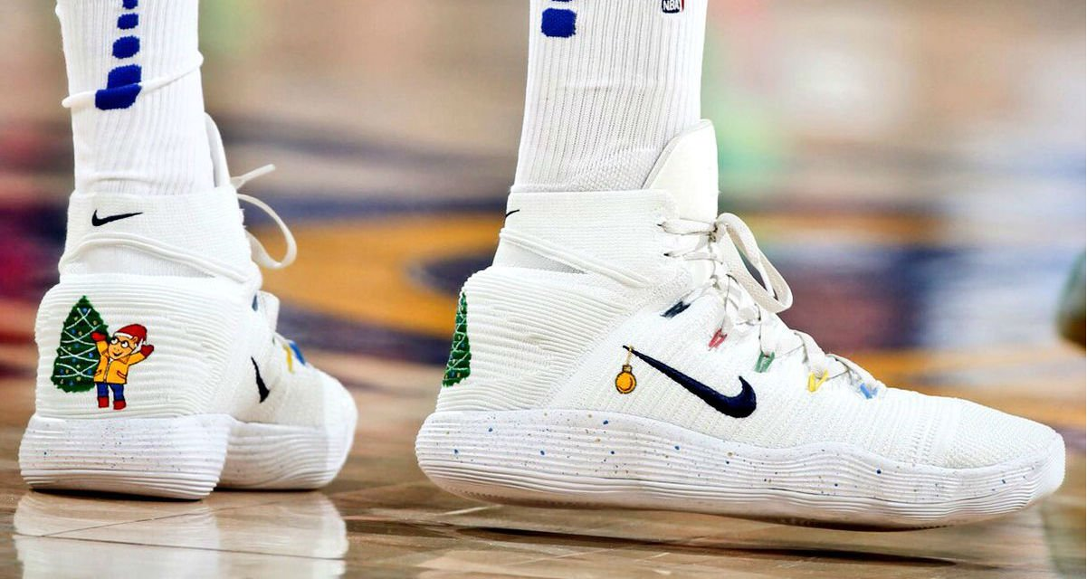 Draymond Green Wore Arthur-Themed Nike Hyperdunk 2017 ...