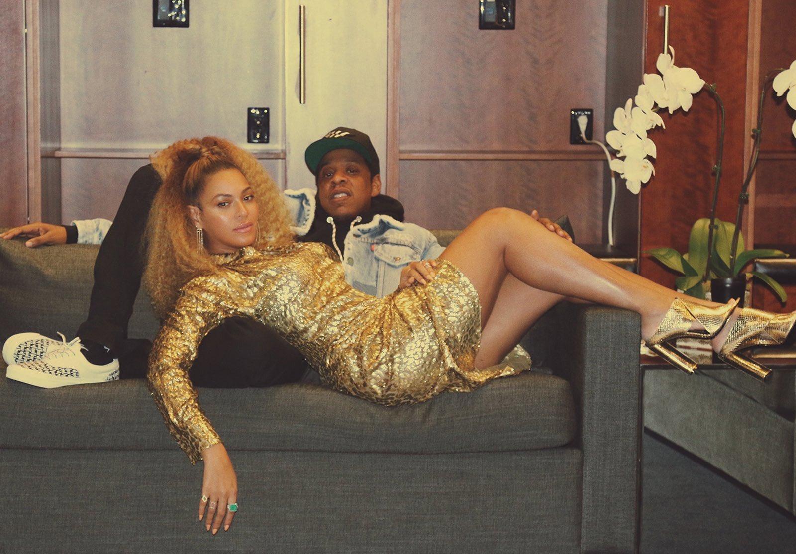 Jay Z in the Fear of God x Vans Era