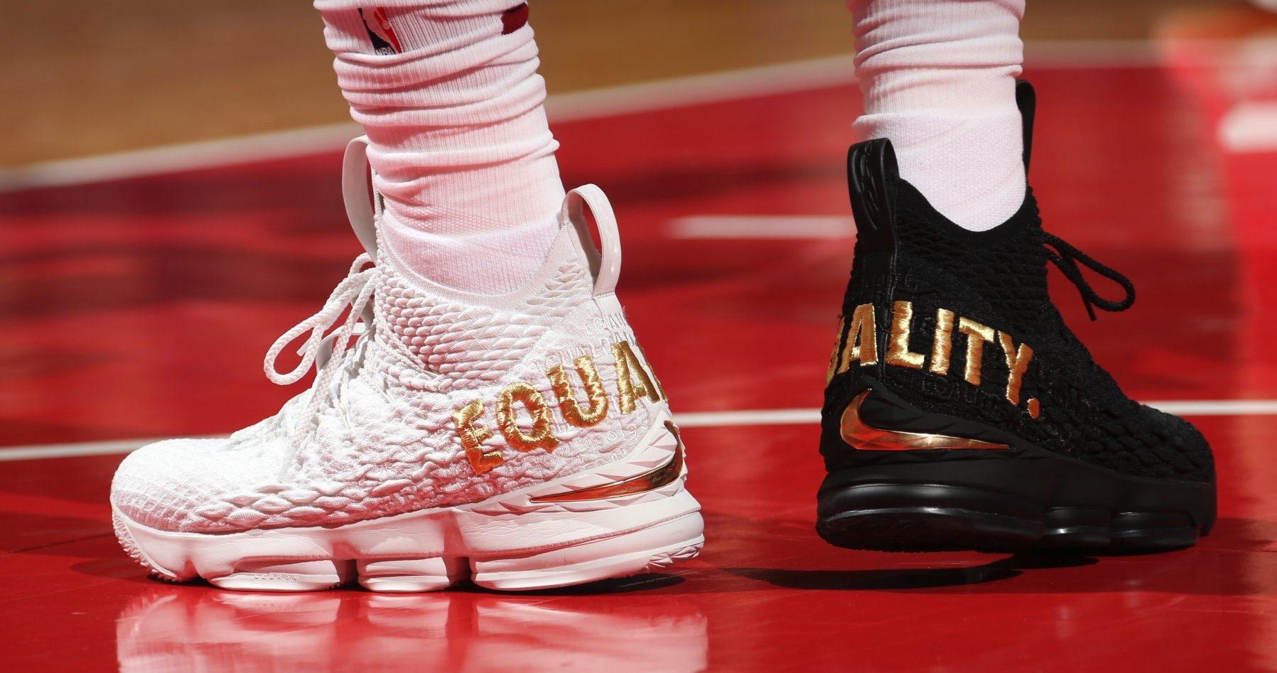 LeBron James Shoes Release Dates +