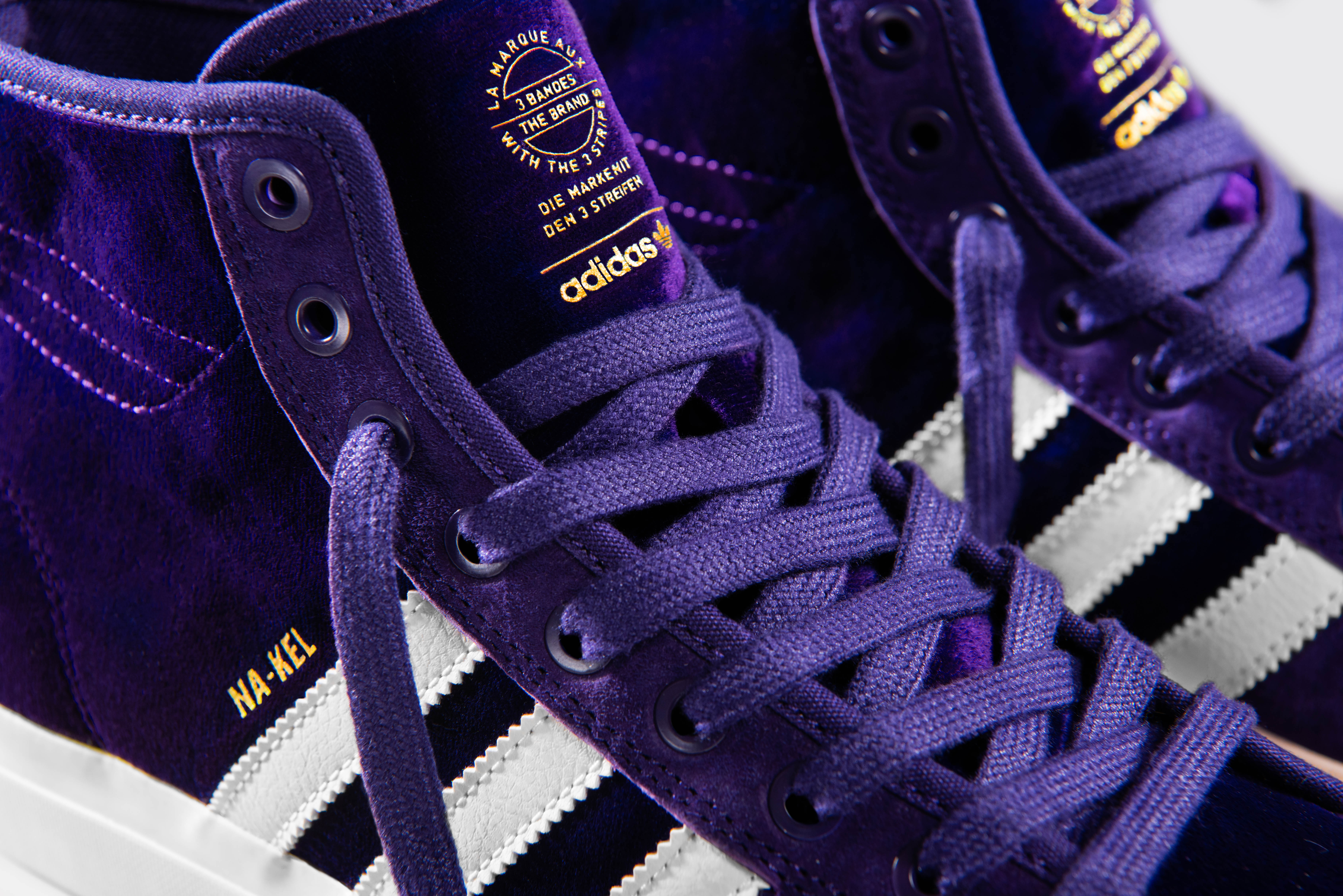 Na-kel Smith x adidas Mathcourt High RX