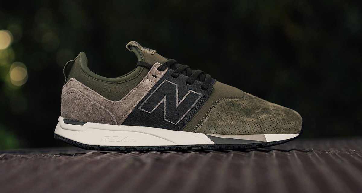 New Balance and Stance Debut the