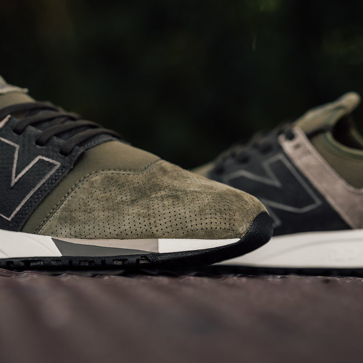 "New Balance 247 Luxe ""Reptile"""