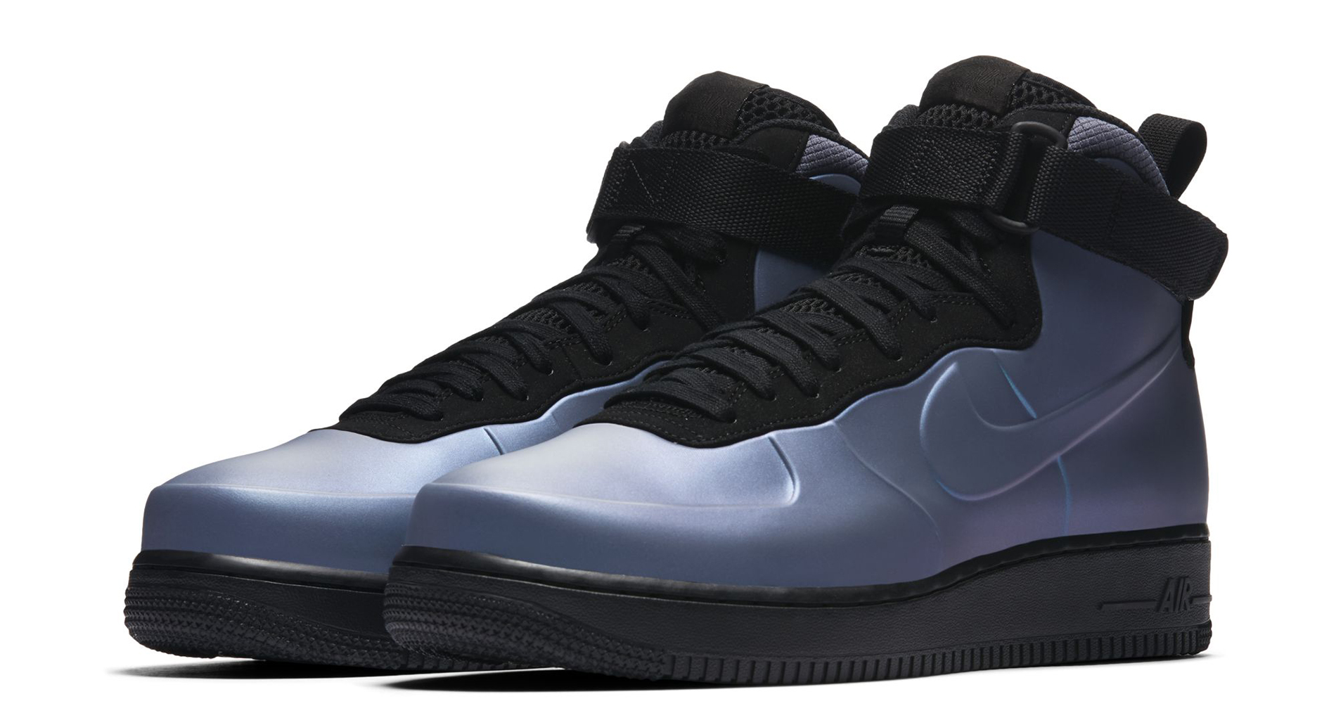 nike air force 1 foamposite returns in 2018 nice kicks. Black Bedroom Furniture Sets. Home Design Ideas