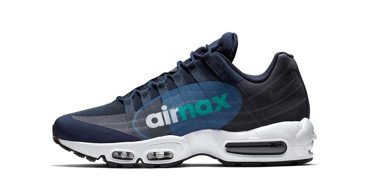 """Nike Air Max 95 Big Logo """"Slate"""""""