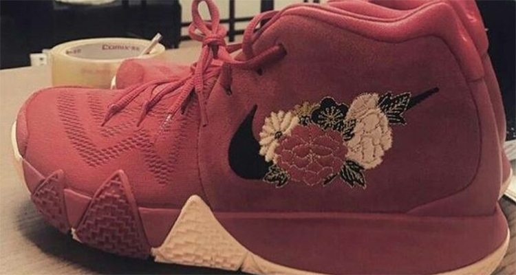 "Nike Kyrie 4 ""Chinese New Year"""