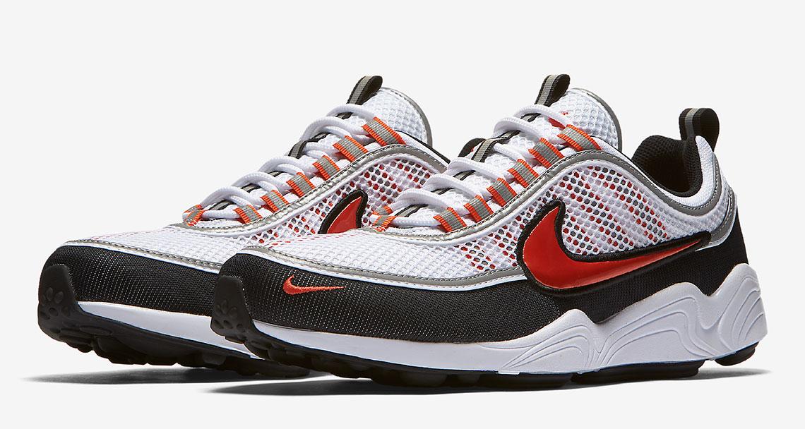 Nike Zoom Spiridon OG Gets Team Orange