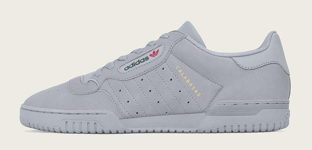"adidas YEEZY Calabasas Powerphase ""Grey"""