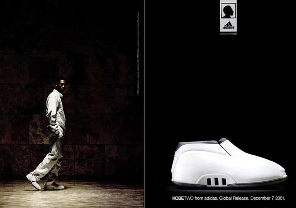 Adidas The Kobe II