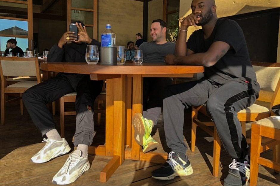 Kanye West Debuts Alternate adidas