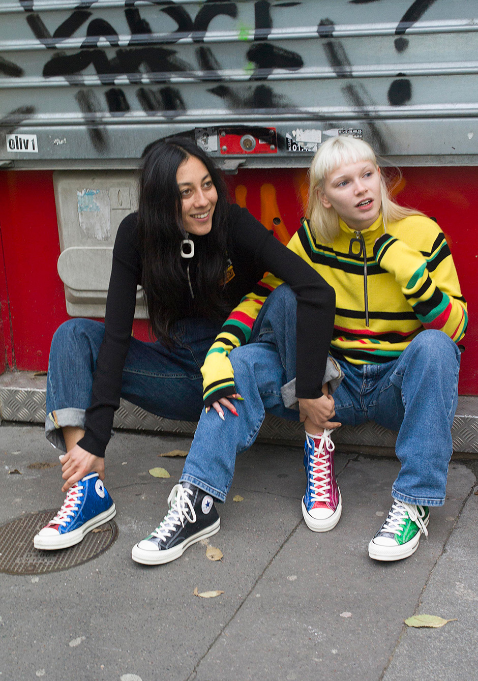 J.W. Anderson and Converse Debut Second