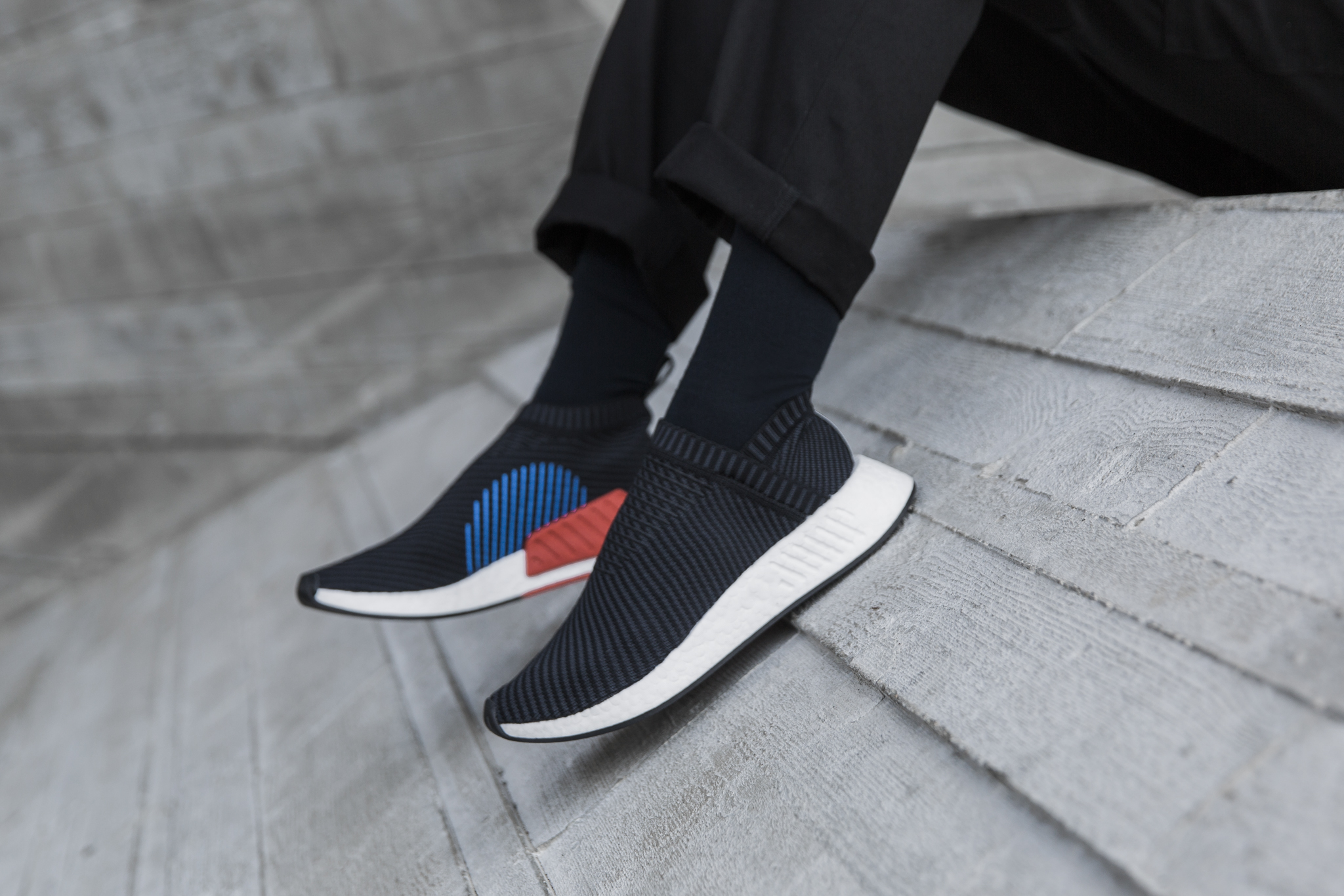 Adidas NMD CS2 PK Core Black // Release