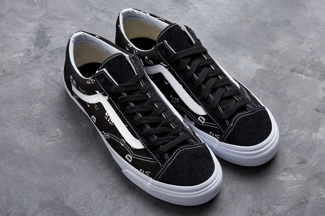"""SANKUANZ x Vans Style 36 """"Year of the Dog"""""""