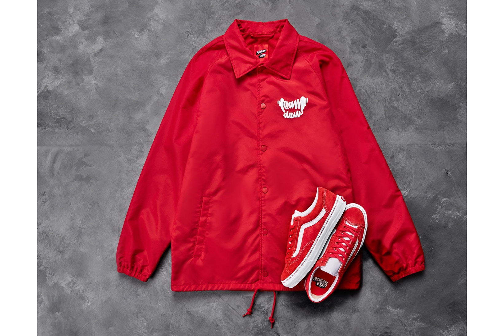 """SANKUANZ x Vans """"Year of the Dog"""" Collection"""