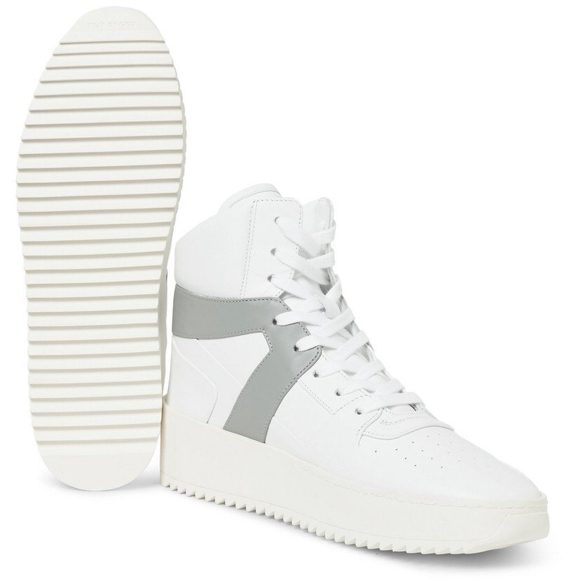 Fear of God Basketball High-Top Sneakers
