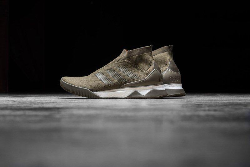 "Adidas Predator Tango 18+ TR ""Trace Olive"""
