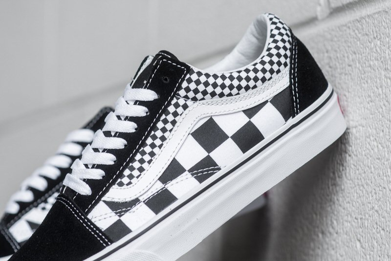"Vans Old Skool ""Mix Checker"""
