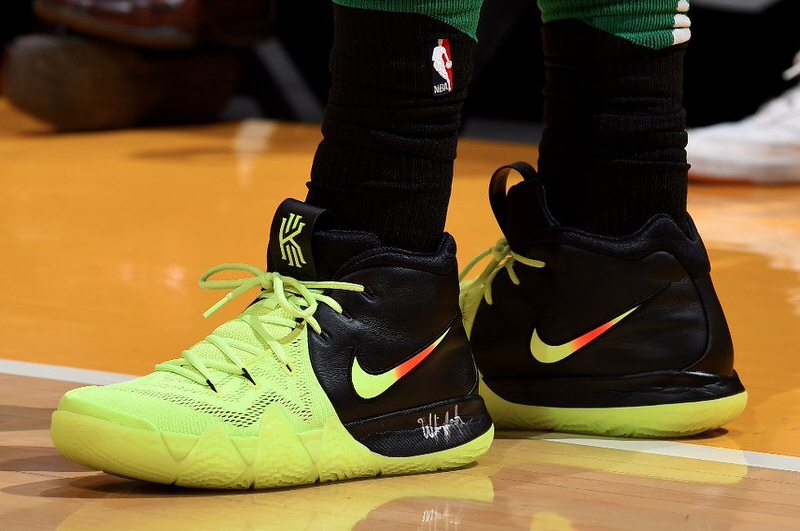 Kyrie Irving Rocked \