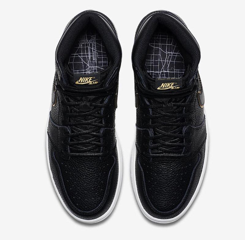 "Air Jordan 1 ""Los Angeles"""