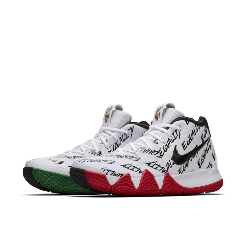 """Nike Kyrie 4 """"BHM"""""""