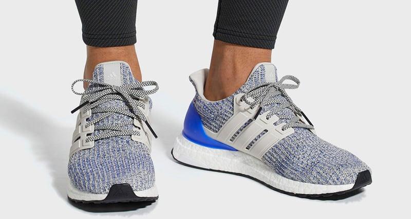 adidas Ultra Boost 4.0 White/Royal