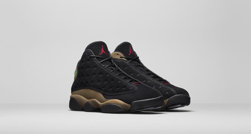 Air Jordan 13 u0026quot;Oliveu0026quot; | Nice Kicks