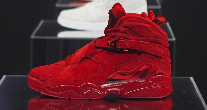 Air Jordan 8 Valentines Day Release Date Nice Kicks
