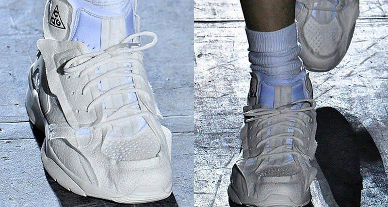 COMME des GARÇONS Homme x Nike Air Mowabb