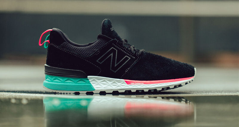 new balance 574 sport tidepool available now nice kicks. Black Bedroom Furniture Sets. Home Design Ideas