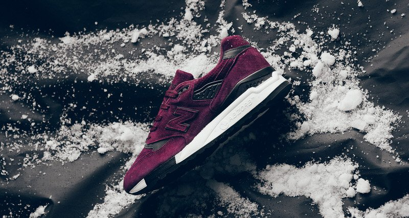 """New Balance 998 Made in USA """"Color Spectrum"""""""
