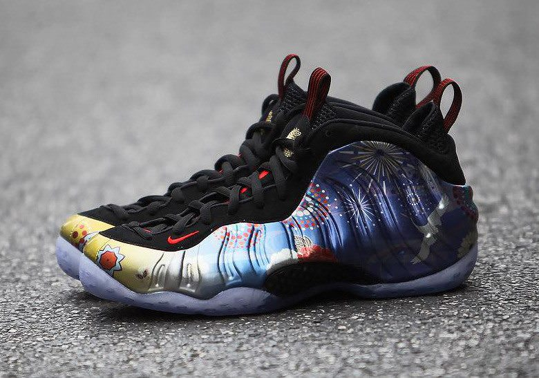 """Nike Air Foamposite One """"Chinese New Year"""""""