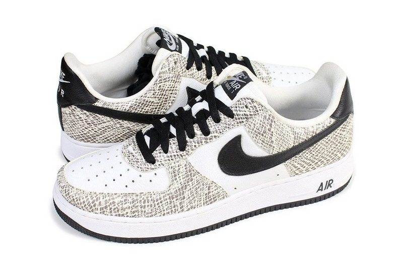 "Nike Air Force 1 ""Cocoa Snake"""