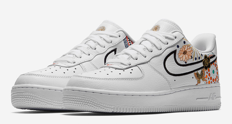 nike air force 1 low lunar new year preview nice kicks. Black Bedroom Furniture Sets. Home Design Ideas