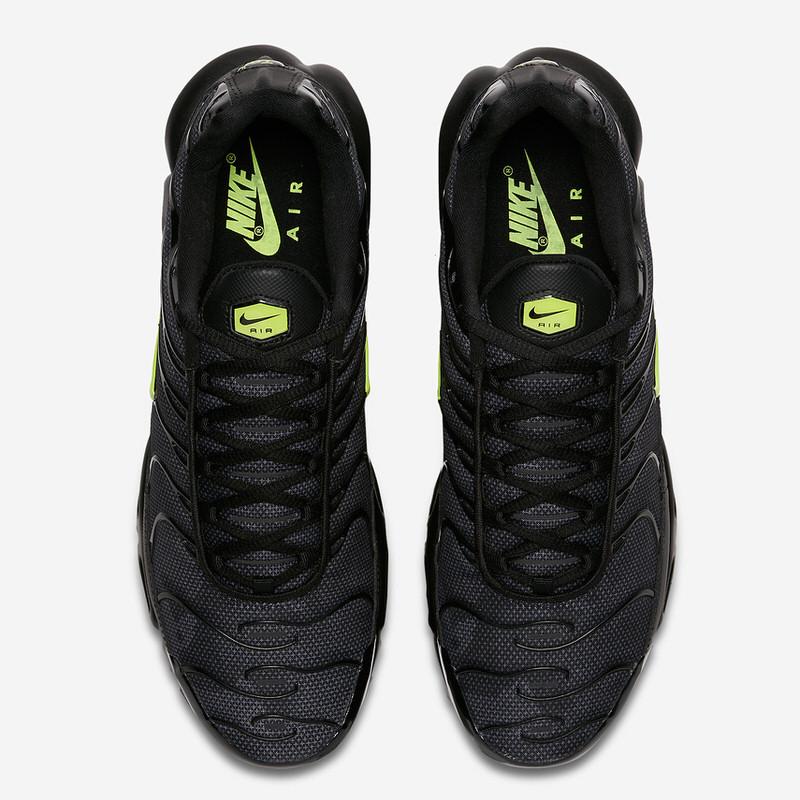 "Nike Air Max Plus ""Neon"" Release Date   Nice Kicks"