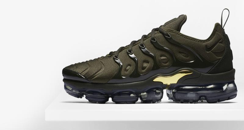 "Nike Air VaporMax Plus ""Cargo Khaki"" | Nice Kicks"