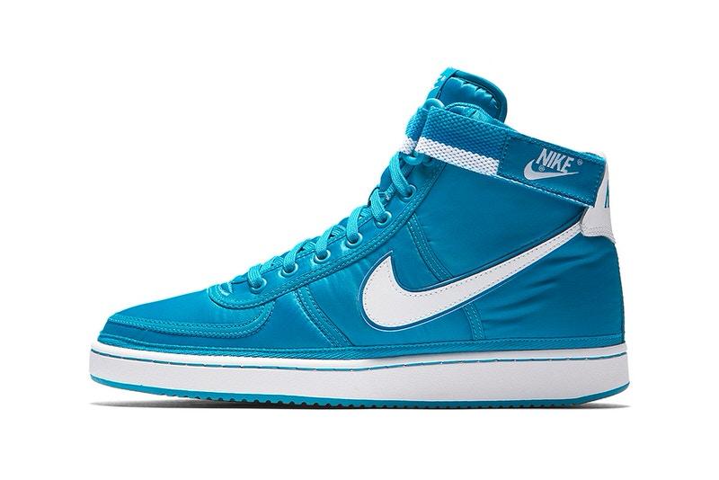 "Nike Vandal Supreme ""Blue Orbit"""