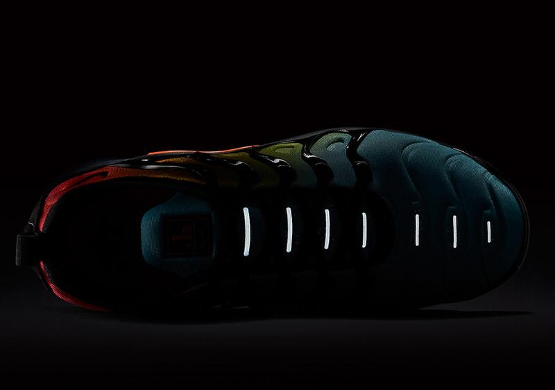 "Nike Air VaporMax Plus ""Tropical Sunset"""