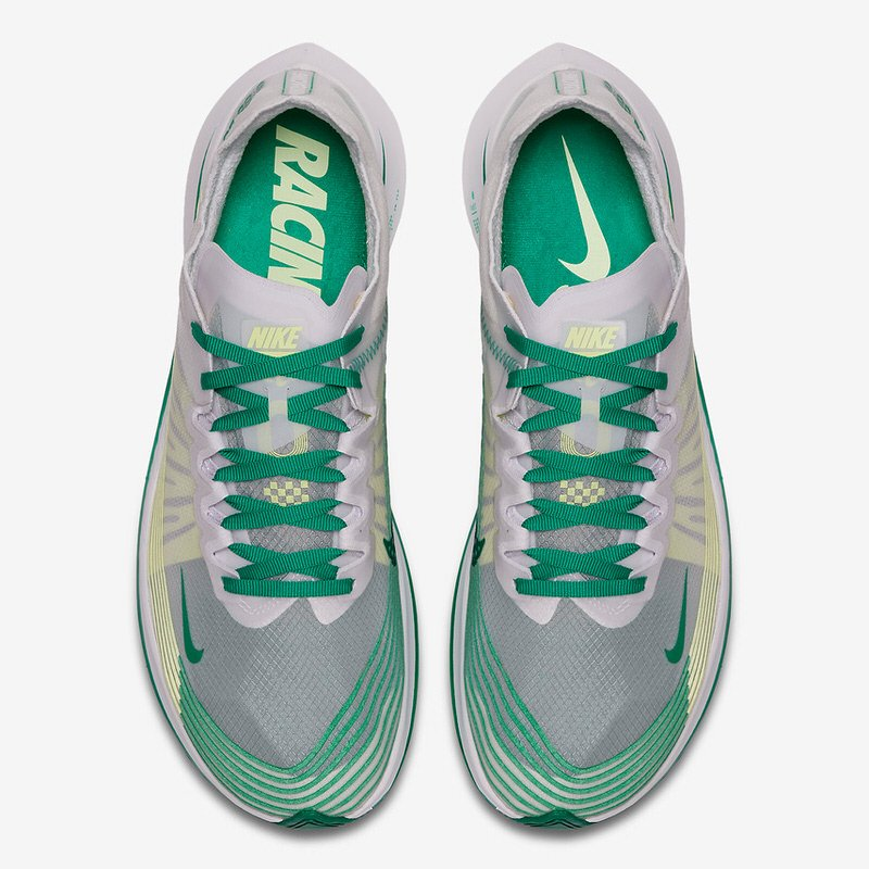 "Nike Zoom Fly SP ""Lucid Green"""