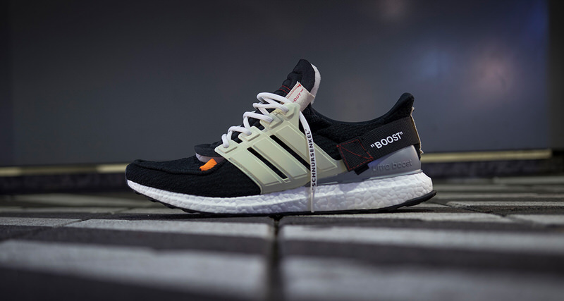 off white elements transform custom adidas ultra boost nice kicks. Black Bedroom Furniture Sets. Home Design Ideas