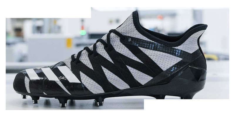 Philadelphia Eagles Football Cleats by Adidas SpeedFactory AM4MN