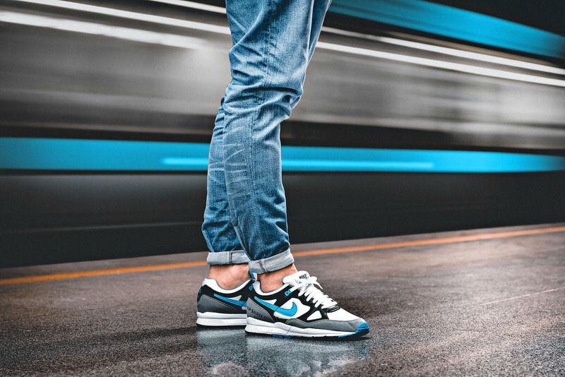 """Nike Air Span II """"Laser Blue"""""""