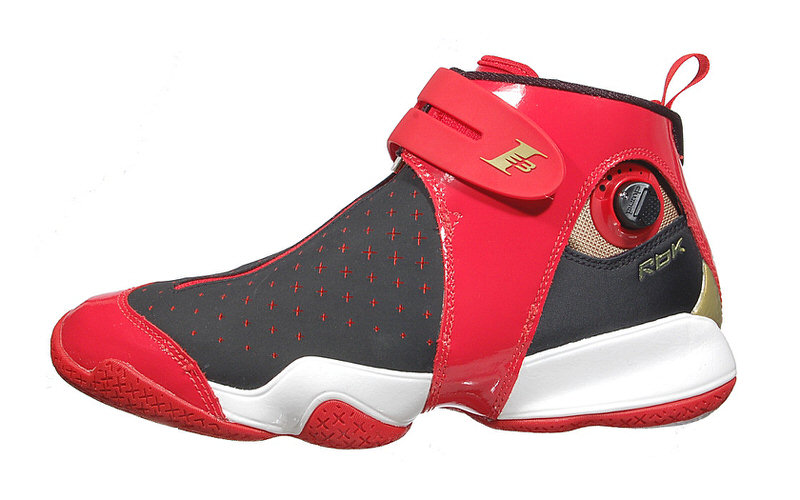 Allen Iverson's All-Star Sneakers