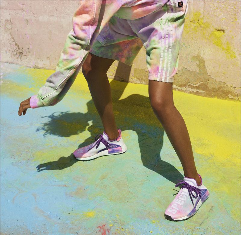 Pharrell x adidas Hu Holi