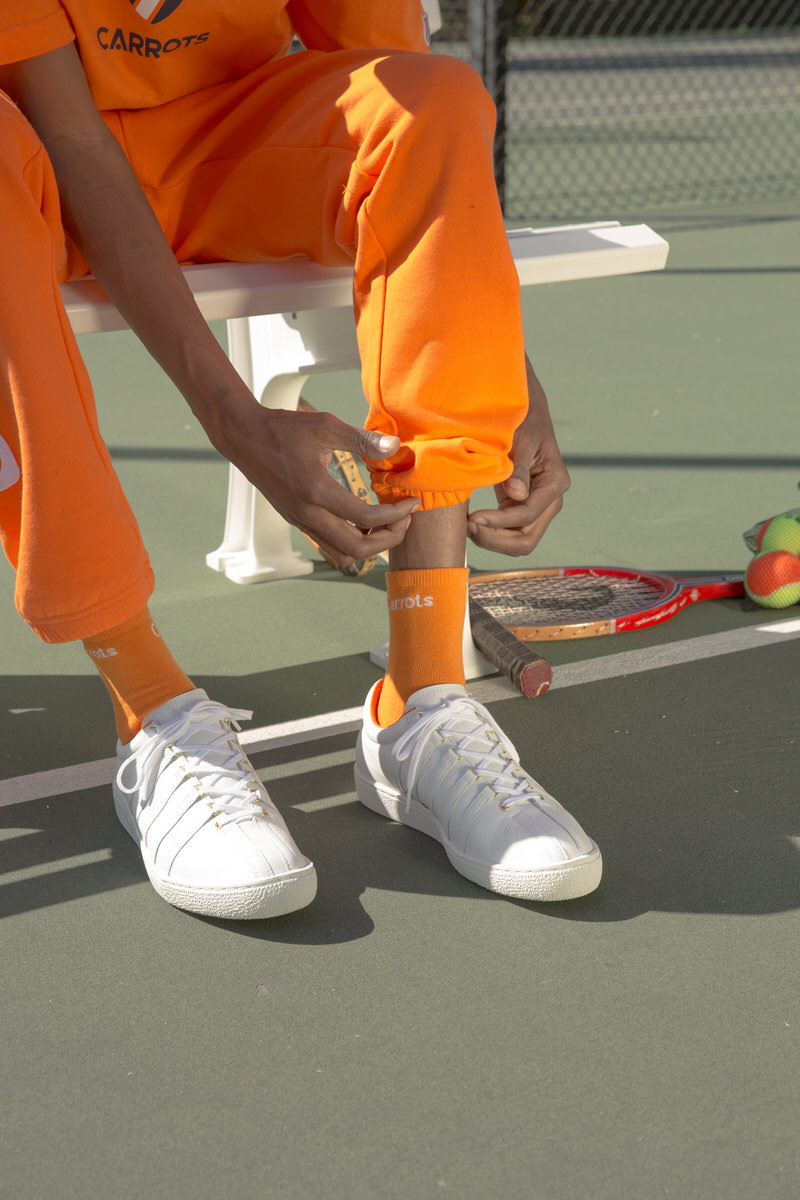 Carrots x K-Swiss Made in Japan Classic 66