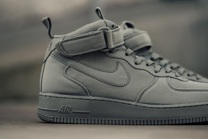 Nike Air Force 1 Mid '07 Canvas \