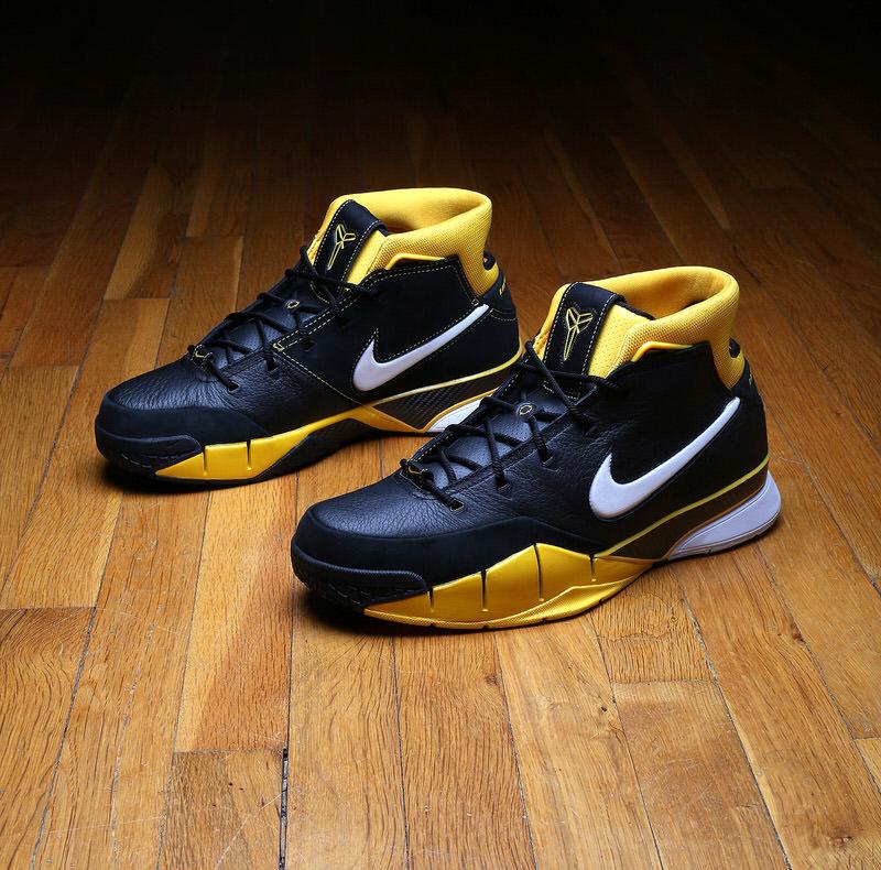 Nike Modernizes Retro Kobe Series With