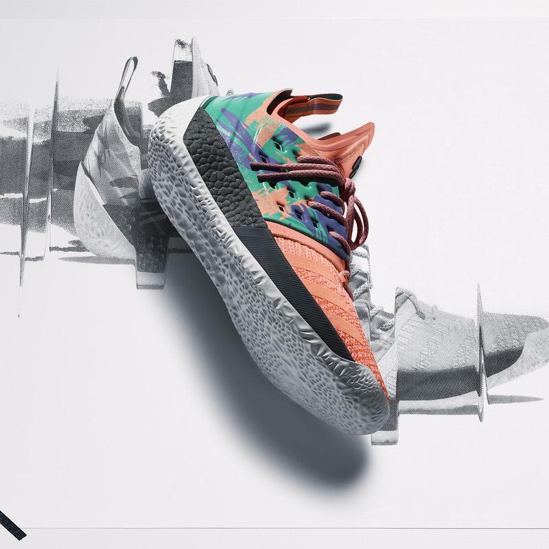"adidas Harden Vol. 2 ""California Dreamin'"""