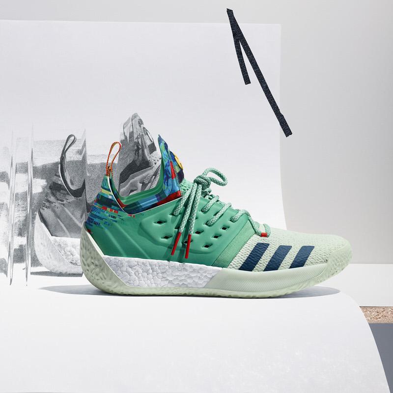 "adidas Harden Vol. 2 ""Vision"""