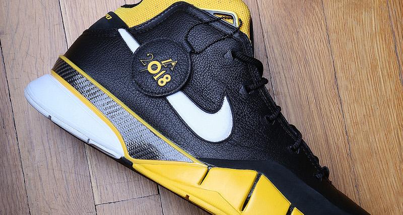 Nike New Shoe Releases Kobe Bryant